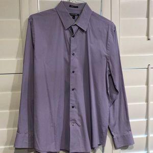 EXPRESS 1MX MODERN FIT DRESS SHIRT